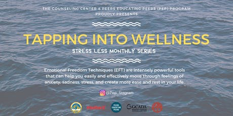 Tapping into Wellness tickets