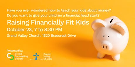 Raising Financially Fit Kids Workshop tickets