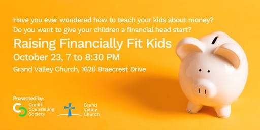 Raising Financially Fit Kids Workshop