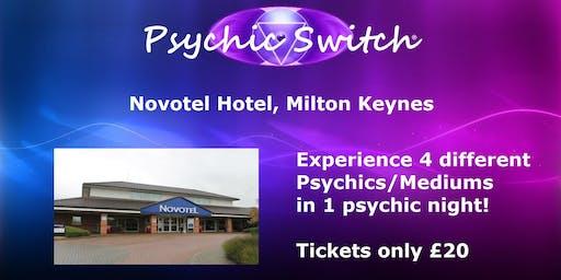 Psychic Switch - Milton Keynes