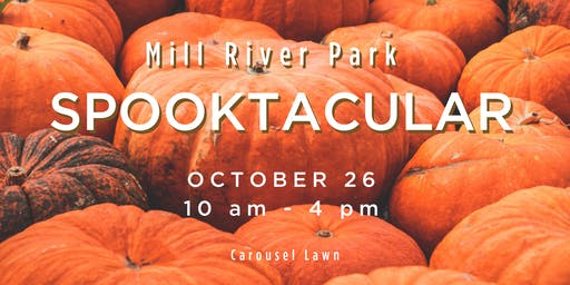 Spooktacular at Mill River Park
