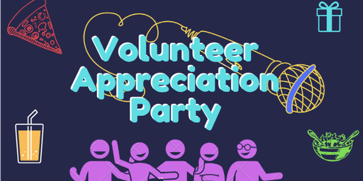 ENC Volunteer Appreciation Party