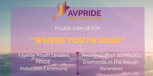 AVPRIDE's Where Youth Soar