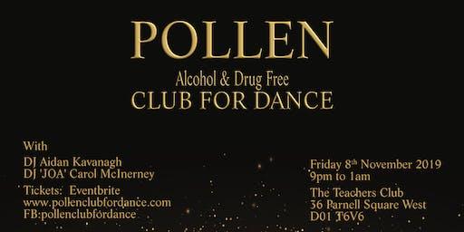 Pollen Club For Dance November 2019