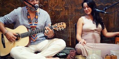 Sound Healing Journey w/ Alvaro & Sika tickets