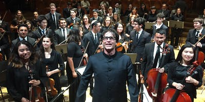 Los Angeles Youth Orchestra Fall 2019 Concert Barnum Hall