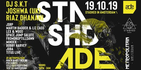 Stashed In Amsterdam tickets