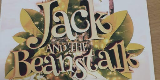 Panto 4pm showing Jack and the Beanstalk