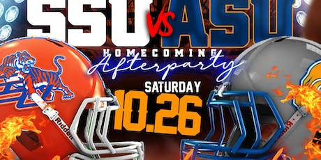 The Official #SSU VS #ASU HOMECOMING AFTER PARTY tickets