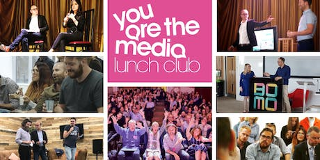 You Are The Media Lunch Club | November tickets