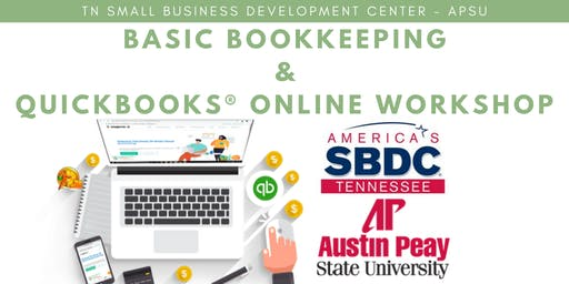 Basic Bookkeeping & QuickBooks Online Workshop (Evening Session)