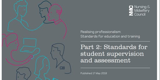Introducing Standards for Student Supervision & Assessment SSSA
