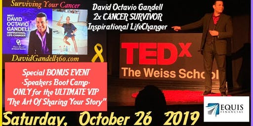 """"""" Surviving Your Cancer """" The Seminar That Inspired the TEDx Talk"""