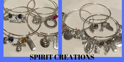 Make a Personalized Bangle Charm Bracelet