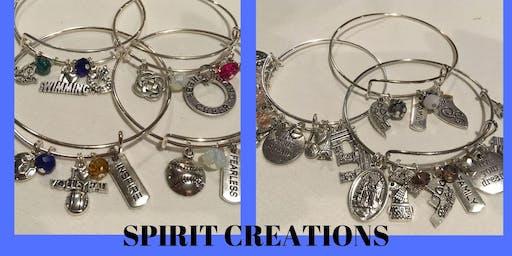 Make a Personalized Bangle Charm Bracelet