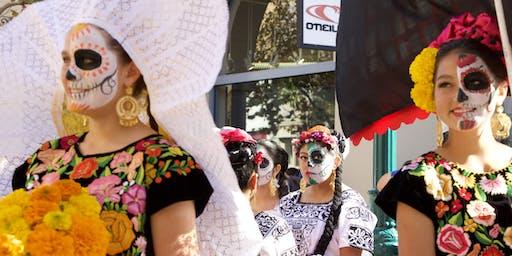 Dia de los Muertos 2019 | Volunteer with MAH