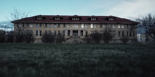 Idaho State TB Hospital Ghost Hunt