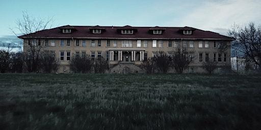 Idaho State TB Hospital Ghost Hunt