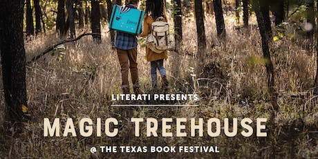 Literati Presents: Bookish Adventures in The Magic Treehouse tickets