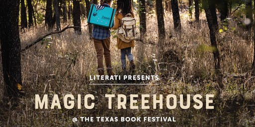 Literati Presents: Bookish Adventures in The Magic Treehouse