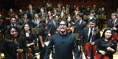 Los Angeles Youth Orchestra Fall 2019 Concert Ambassador Auditorium