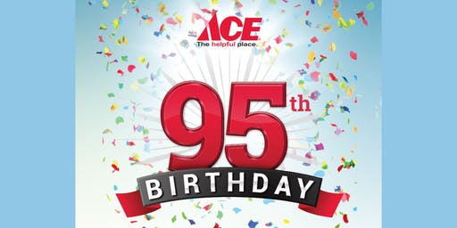 Ace's 95th Birthday Party