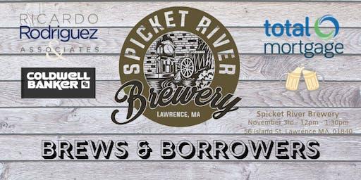 Brews & Borrowers