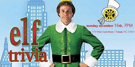 Elf Trivia at Crank Arm Brewing tickets