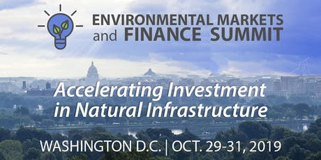 Environmental Markets and Finance Summit, Hosted by Forest Trends  and AEMI tickets