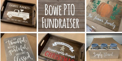 Bowe PTO Fundraiser