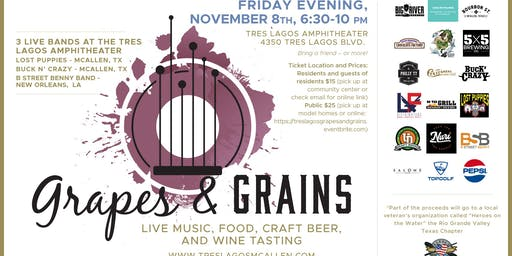 Grapes and Grains at Tres Lagos