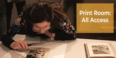Print Room: All Access at the Chazen Museum of Art tickets