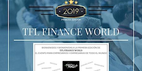 TFL FINANCE WORLD entradas