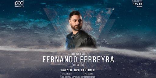FERNANDO FERREYRA Casa Cordoba Experience