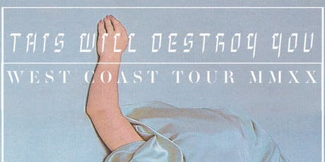 This Will Destroy You with Amulets tickets