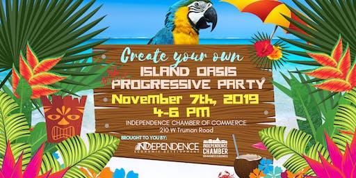 7th Annual Progressive Party: island Oasis