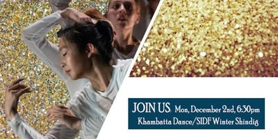 Seattle Intl. Dance Festival & Khambatta Dance's  5th Annual Winter Shindig