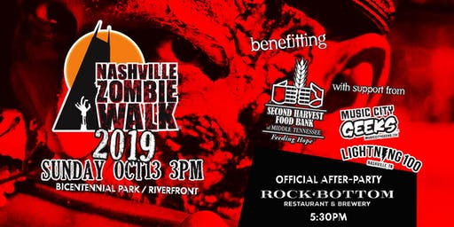 Nashville Zombie Walk 2019