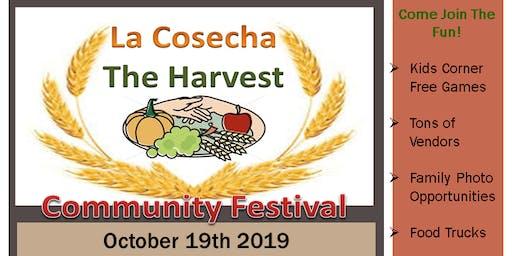 La Cosesha Community Harvest Festival