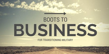 Boots to Business  tickets