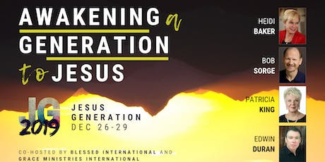Jesus Generation 2019 tickets