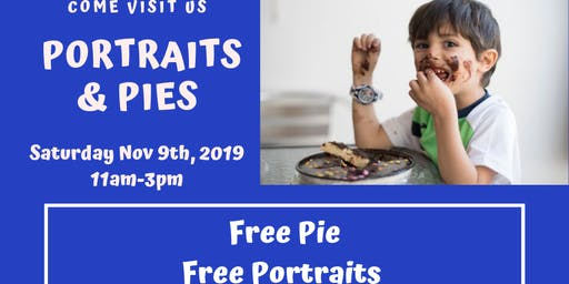Portraits & Pies