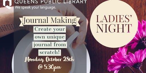 Free Journal Making Craft