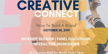 """WPU Presents: Creative Connect  """"How To Build A Brand"""" tickets"""