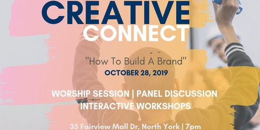 """WPU Presents: Creative Connect  """"How To Build A Brand"""""""