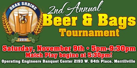 Beer & Bags Tournament tickets