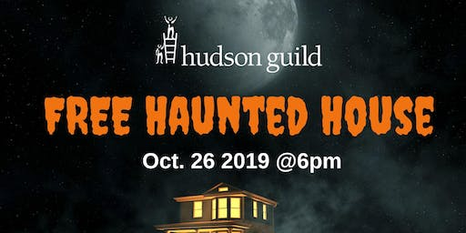 Free Haunted House by Hudson Guild