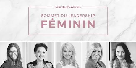 Sommet du Leadership Féminin billets