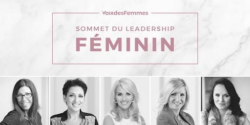 Sommet du Leadership Féminin