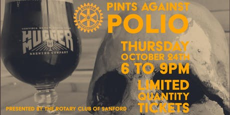 Pints Against Polio! tickets